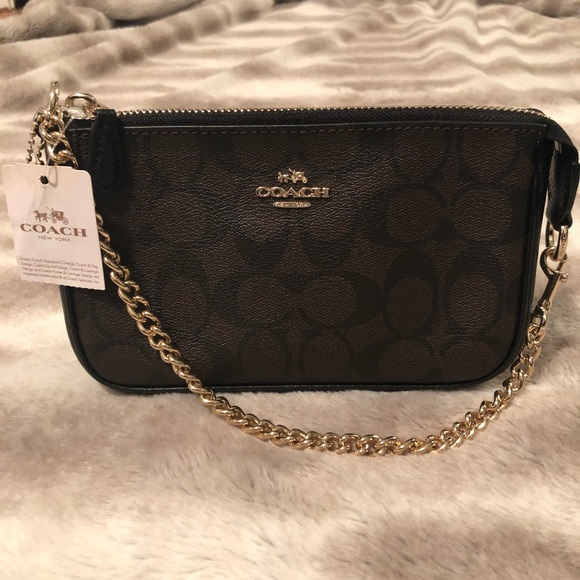 568ba744bea Coach Bags   Authentic Large Wristlet New With Tags   Poshmark